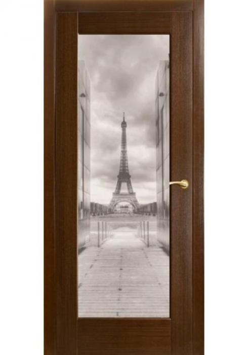 Оникс, Межкомнатные двери фотопечать Париж