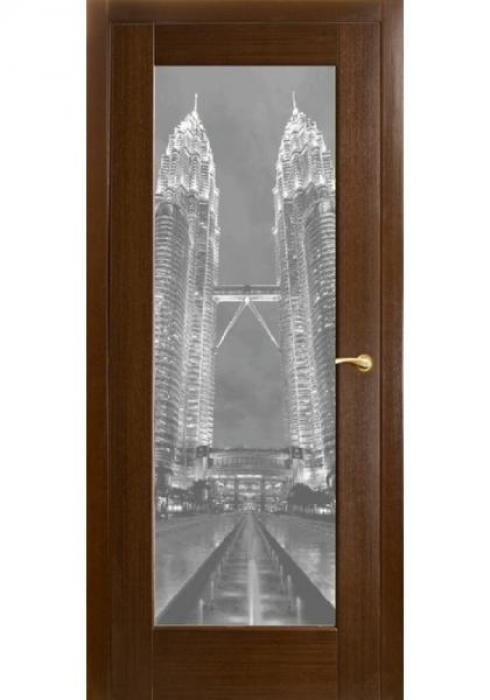 Оникс, Межкомнатные двери фотопечать Петронас