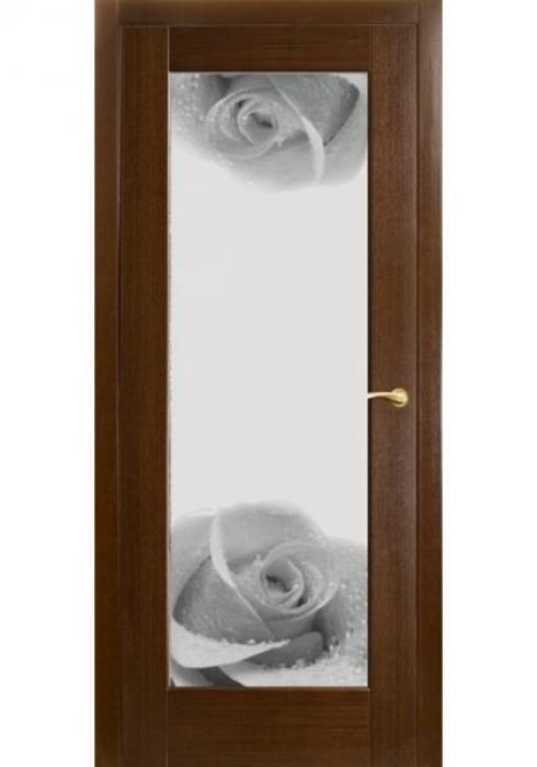 Оникс, Межкомнатные двери фотопечать Розы