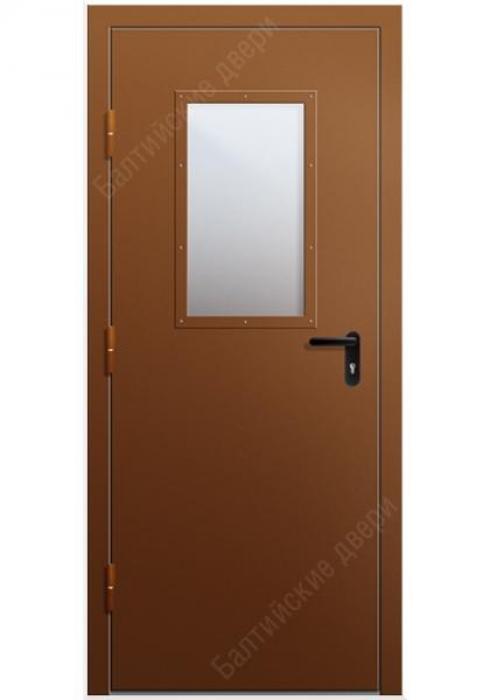 Балтийские двери, Противопожарная дверь