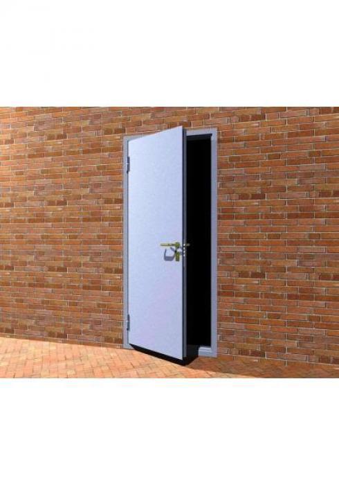 Неман, Противопожарная дверь Модель Н-2П