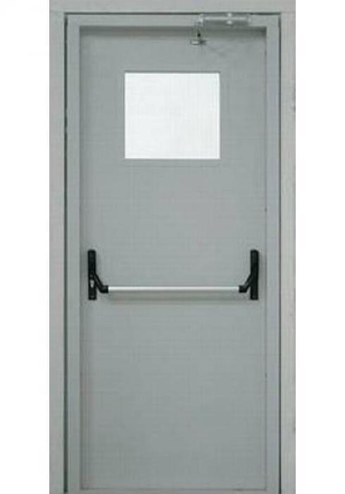 Зевс, Противопожарная дверь Зевс FP-01