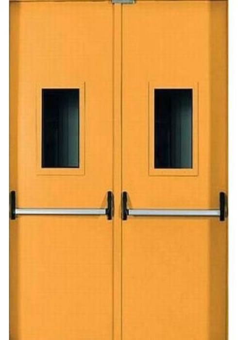 Зевс, Противопожарная дверь Зевс FP-02