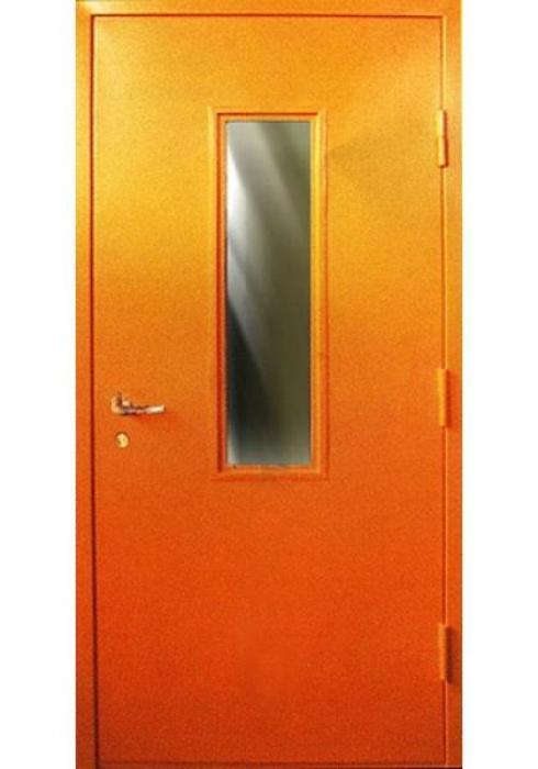 Зевс, Противопожарная дверь Зевс FP-07