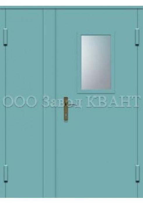 Квант, Противопожарные двери (металлические) Квант