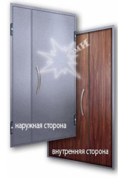Завод Металлических Изделий, Тамбурная дверь ламинат 8-1