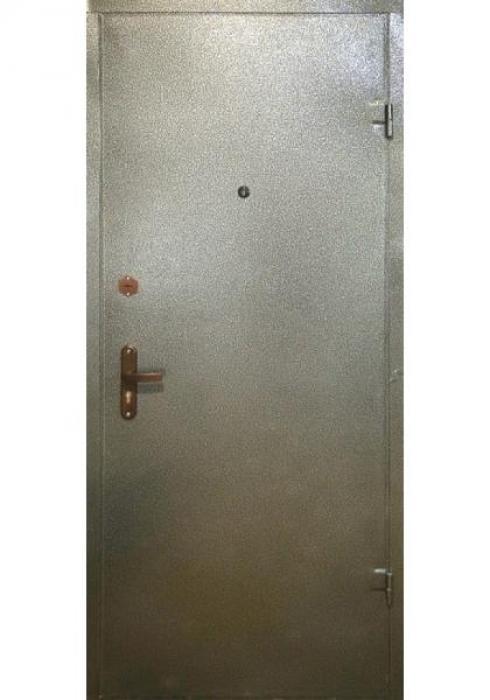 Двери Про, Техническая дверь с порошковым напылением