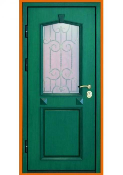 Контур, Входная дверь Ангелово К10