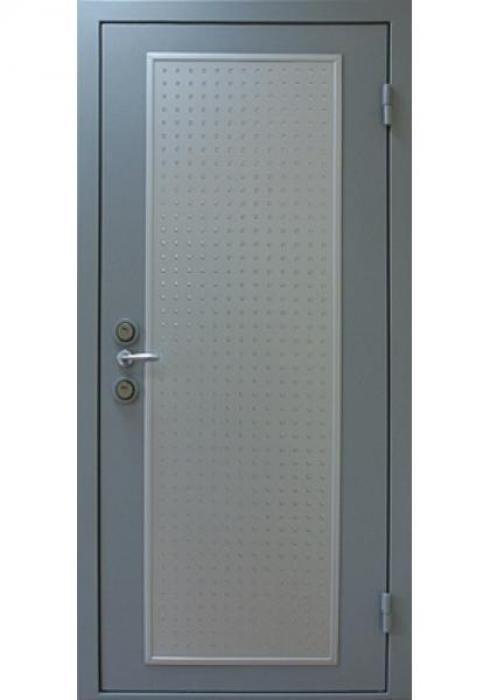 Дверь Сервис, Входная дверь Аппликация пвх герда - внешняя сторона
