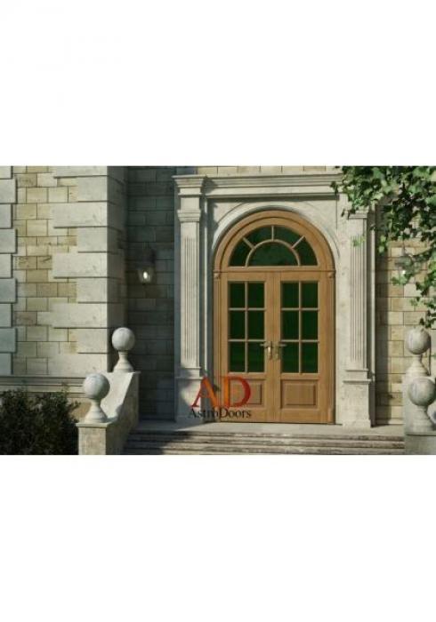 Астродорс, Входная дверь арочная Астродорс