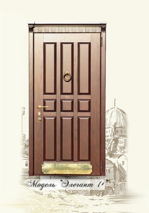 Боярд, Входная дверь Элегант 1 плюс сер. Элит Боярд