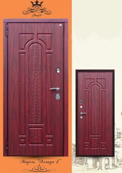 Боярд, Входная дверь Эллада 3 сер. Премиум