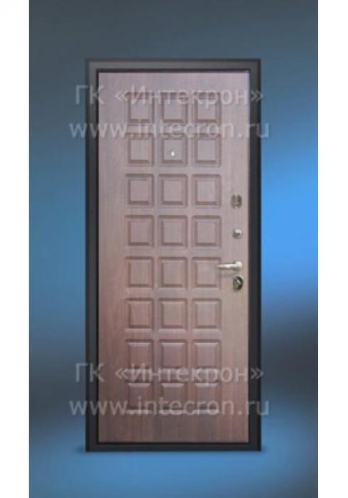 Интекрон, Входная дверь фрезерованная ламинированная