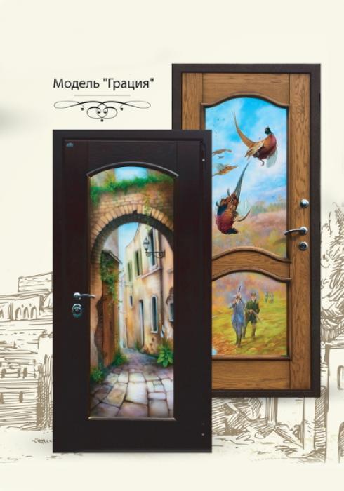 Боярд, Входная дверь Грация Боярд