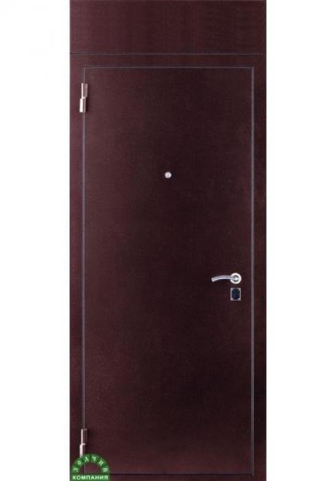 Зодчий, Входная дверь К1-П1 Барьер с фрамугой