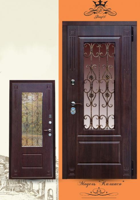 Боярд, Входная дверь Калипсо сер. Премиум