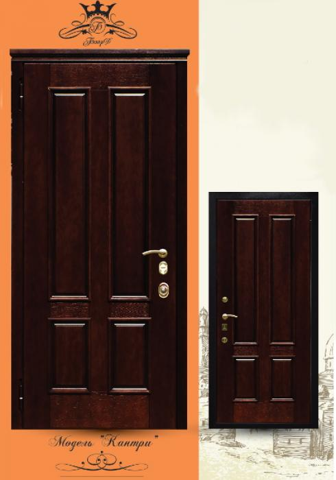 Боярд, Входная дверь Кантри сер. Элит
