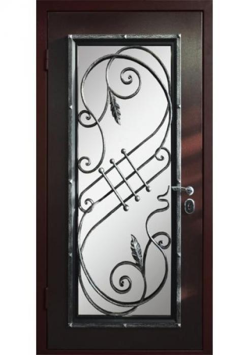 Марийский мебельный комбинат, Входная дверь М3-1 внешняя сторона