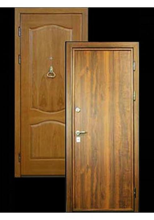 Квант, Входная дверь массив дуба-ламинат ДВ-1