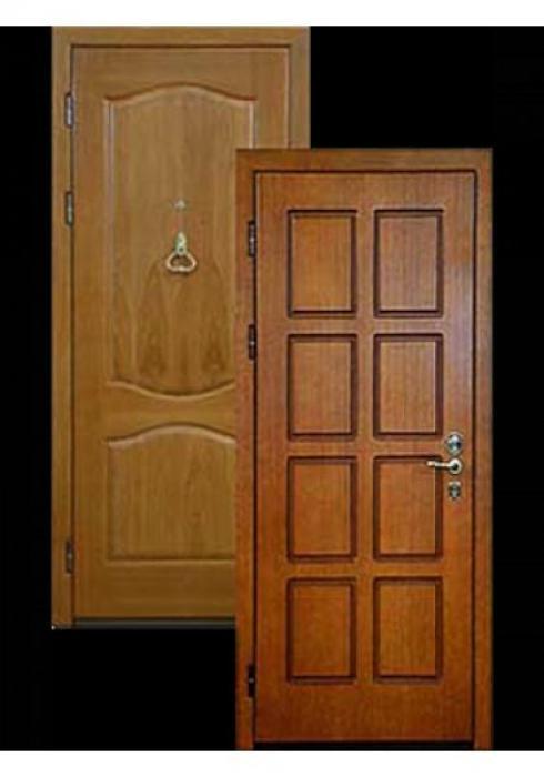 Квант, Входная дверь массив дуба-МДФ ДВ-1
