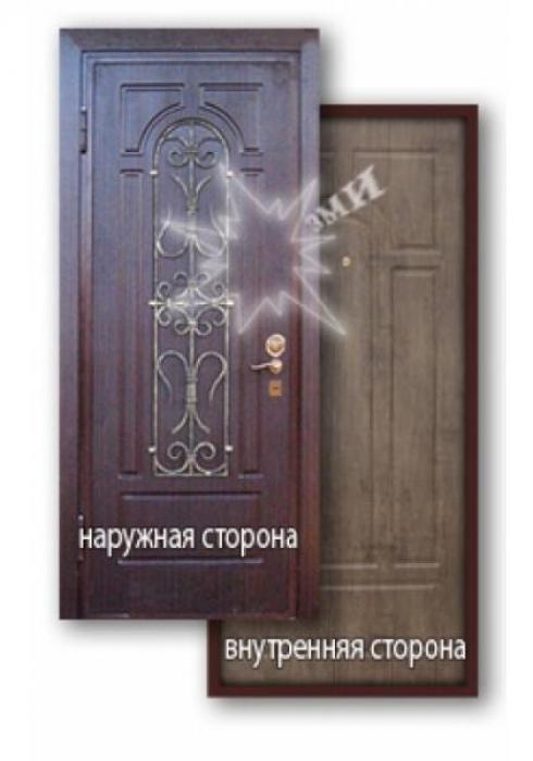Завод Металлических Изделий, Входная дверь МДФ 6