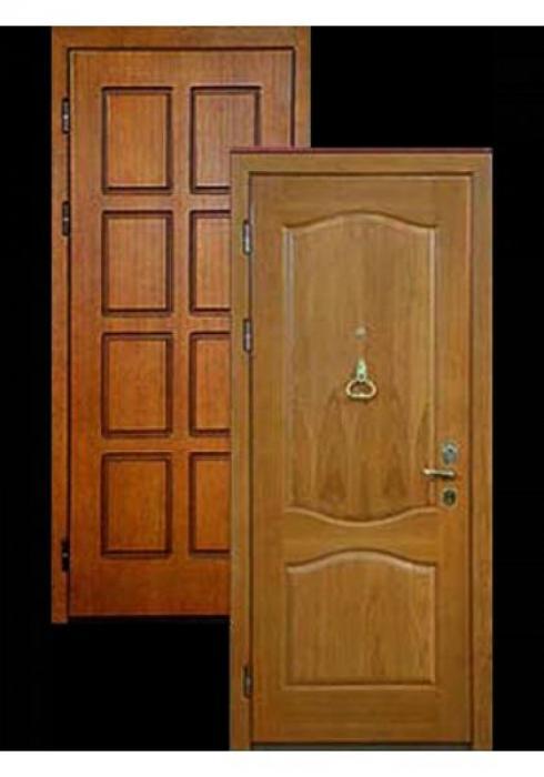Квант, Входная дверь МДФ-массив дуба ДВ-1