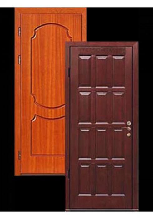 Квант, Входная дверь МДФ-массив дуба ДВ-2