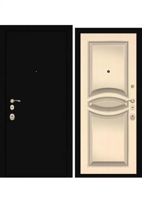 Завод Деревоизделий, Входная дверь Мет лист - 130 белый дуб
