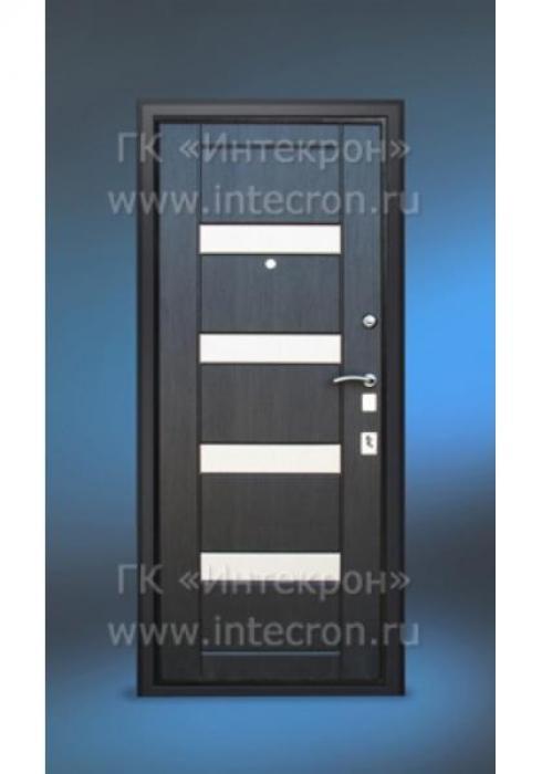 Интекрон, Входная дверь объемная многоцветная Интекрон
