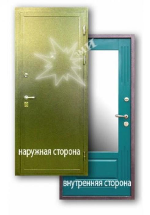 Завод Металлических Изделий, Входная дверь порошковая 11