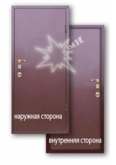 Завод Металлических Изделий, Входная дверь порошковая 3