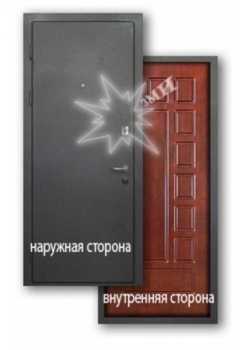 Завод Металлических Изделий, Входная дверь порошковая 7-1