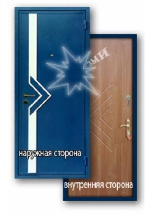 Завод Металлических Изделий, Входная дверь порошковая 9