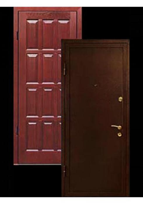 Квант, Входная дверь порошок-массив дуба ДВ-2