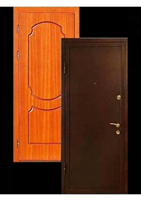 Квант, Входная дверь порошок-МДФ ДВ-2