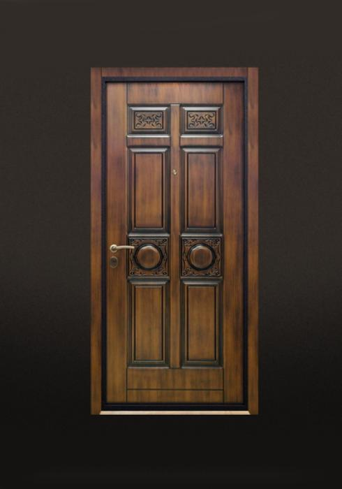 Стальной Портье, Входная дверь повышенной взломостойкости