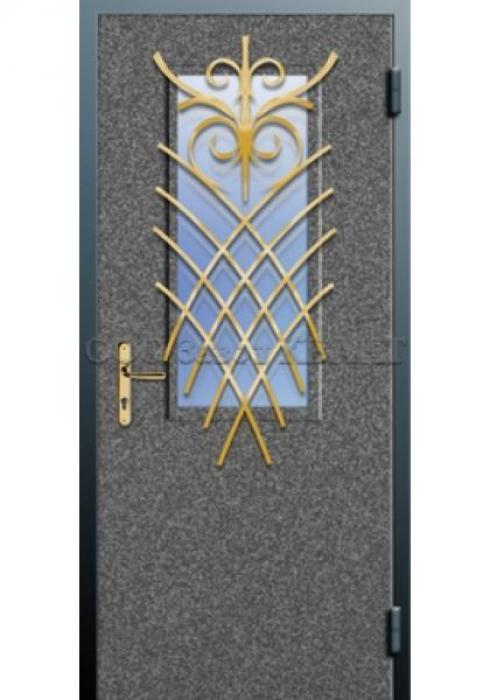 Квант, Входная дверь с ковкой Квант