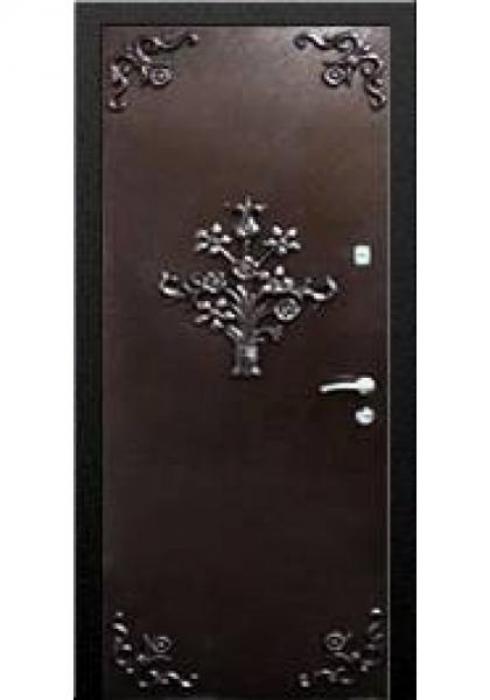Двери Про, Входная дверь с ковкой