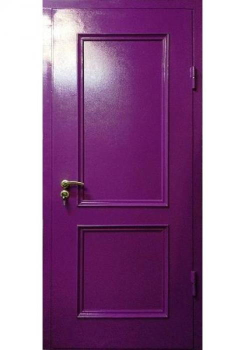 Двери Про, Входная дверь с металлофиленкой