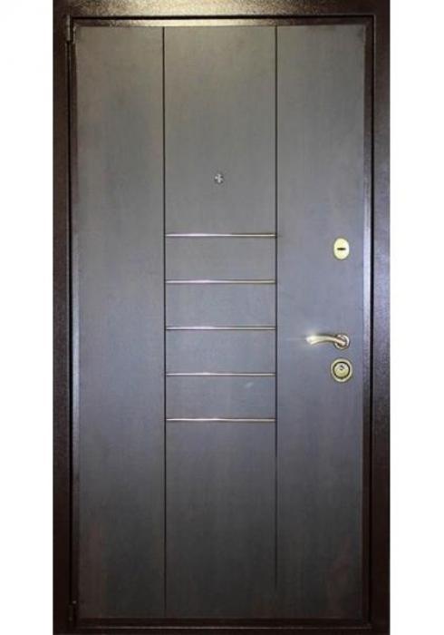 Двери Про, Входная дверь с молдингом