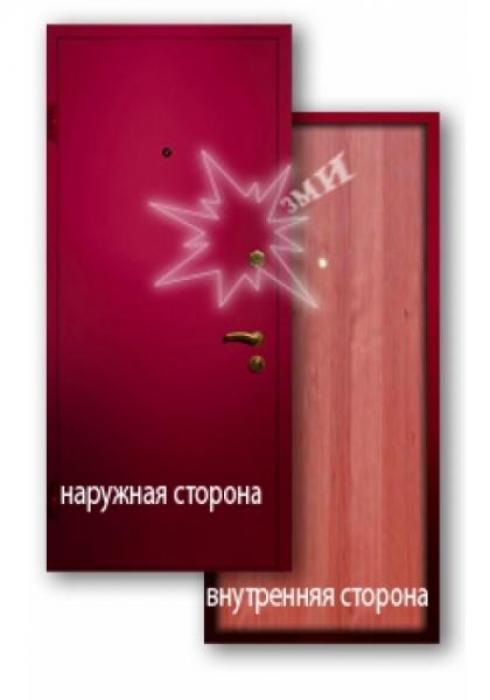 Завод Металлических Изделий, Входная дверь с напылением 3-1