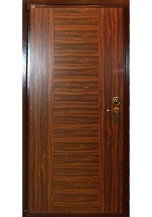 Двери Про, Входная дверь с пластик-постформингом