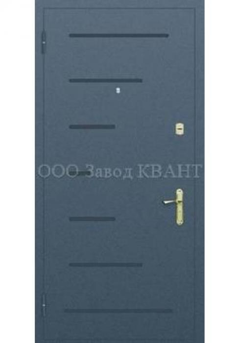 Квант, Входная дверь с рисунком на металле Квант