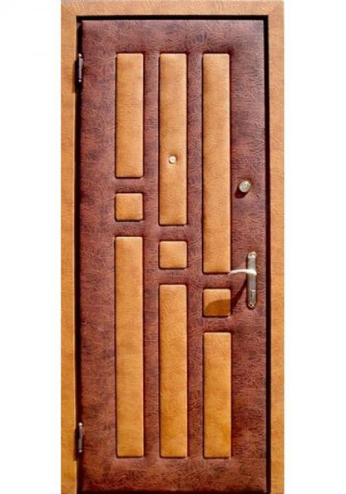 Двери Про, Входная дверь с винилискожей