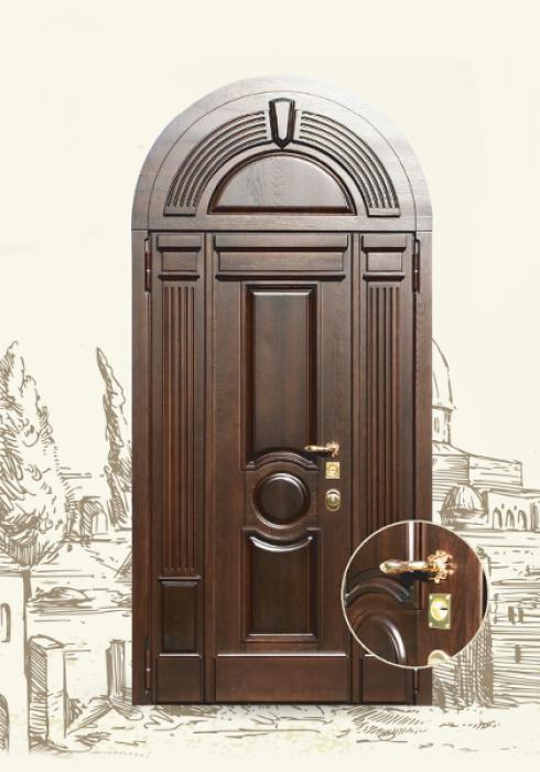 Боярд, Входная дверь Сенатор Боярд