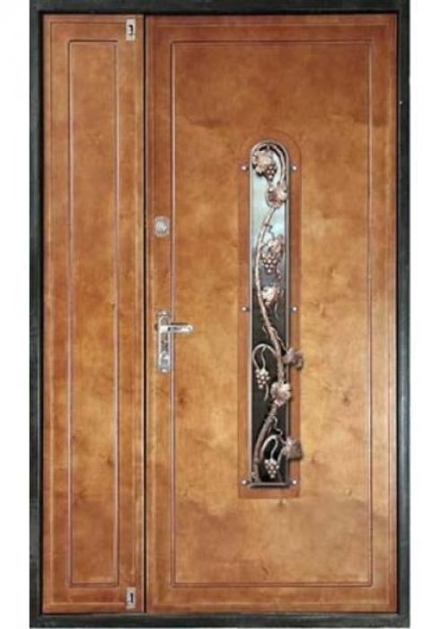 Зевс, Входная дверь в коттедж Зевс ZD-06