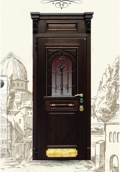Боярд, Входная дверь Юнит Боярд
