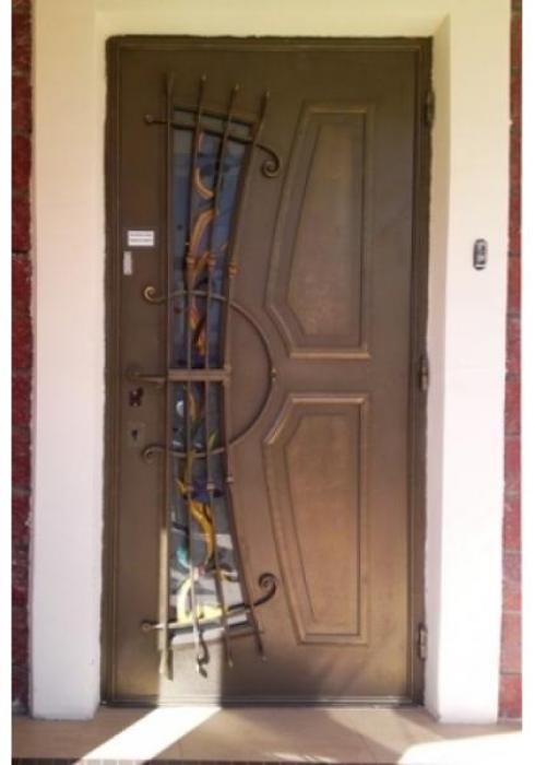 Зевс, Входная дверь Зевс K-06