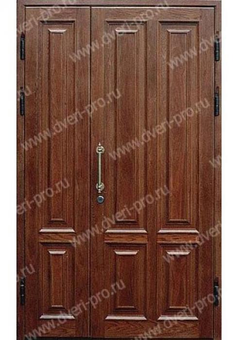 Двери Про, Входная двустворчатая дверь из массива
