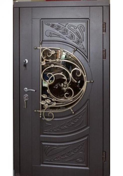 Зевс, Входная элитная дверь Зевс ELIT-01